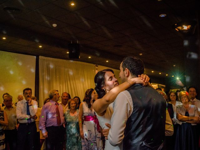 La boda de Gustavo y Laura en Castejon, Navarra 34
