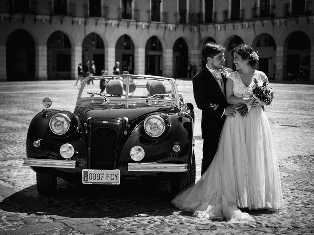 La boda de Antonio y Lucía en Madridejos, Toledo 8