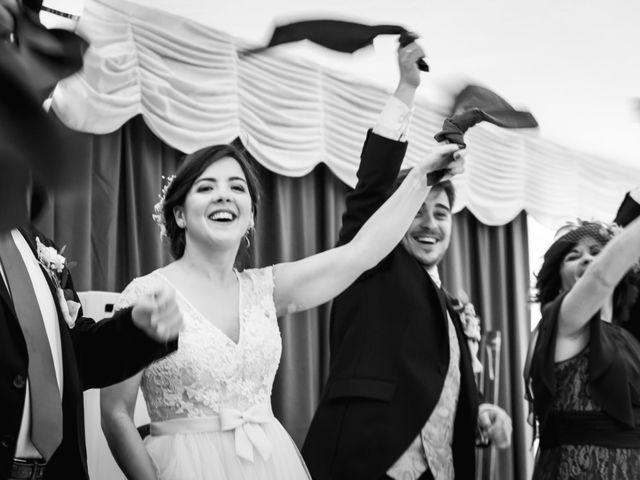 La boda de Antonio y Lucía en Madridejos, Toledo 12