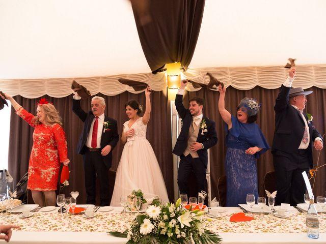 La boda de Antonio y Lucía en Madridejos, Toledo 17