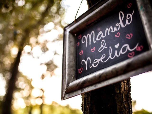 La boda de Manuel y Noelia en Santa Maria De Martorelles, Barcelona 3