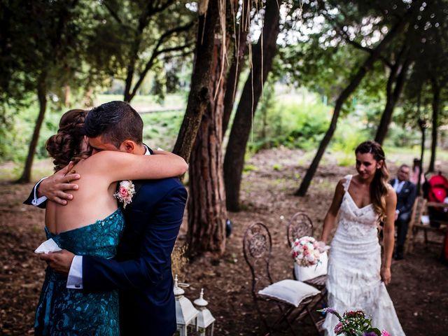 La boda de Manuel y Noelia en Santa Maria De Martorelles, Barcelona 39