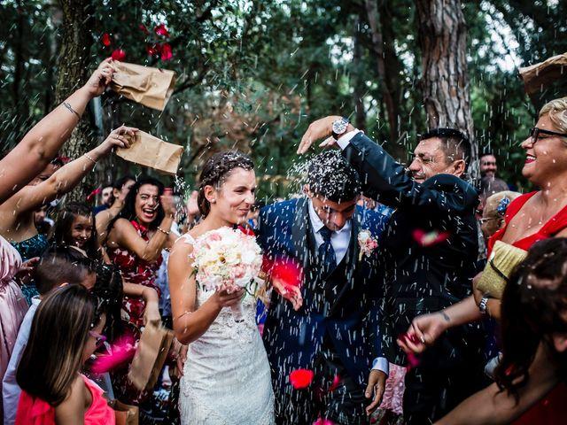 La boda de Manuel y Noelia en Santa Maria De Martorelles, Barcelona 2