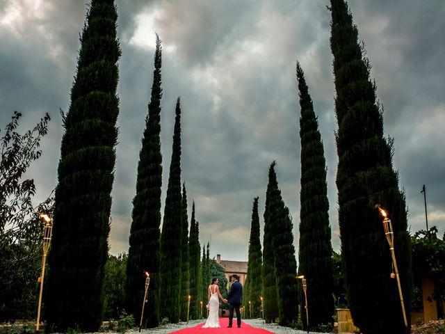 La boda de Manuel y Noelia en Santa Maria De Martorelles, Barcelona 54