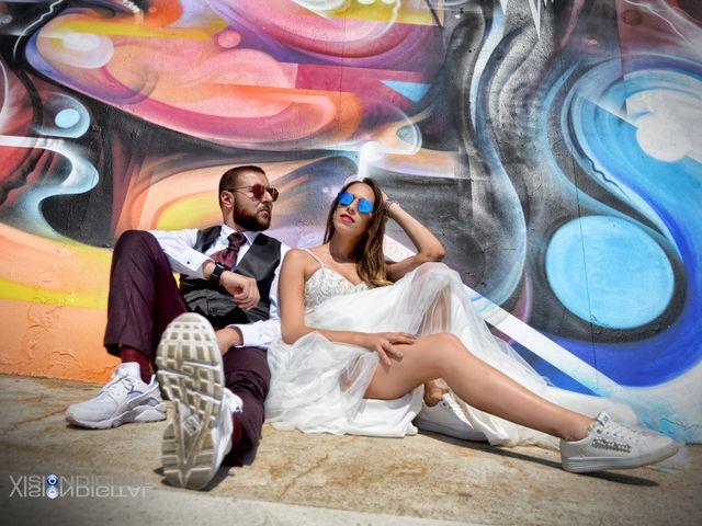 La boda de Ainoa y Mark