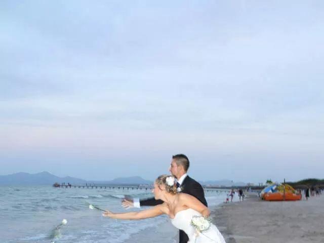 La boda de Noemi y Javi en Muro, Islas Baleares 5