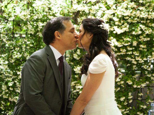 La boda de Cristina y Jose Antonio