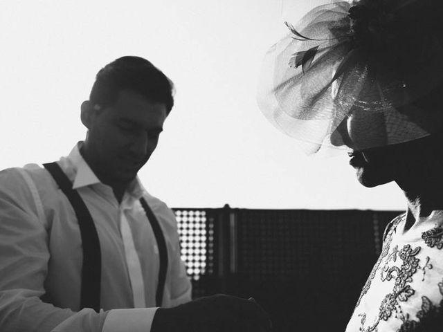 La boda de Luis y Maria Jose en La Ballena, Cádiz 4