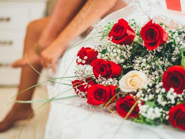 La boda de Luis y Maria Jose en La Ballena, Cádiz 14