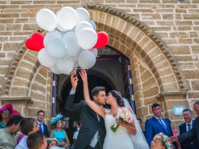La boda de Luis y Maria Jose en La Ballena, Cádiz 25