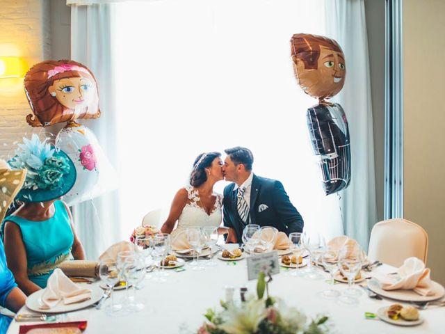 La boda de Luis y Maria Jose en La Ballena, Cádiz 35