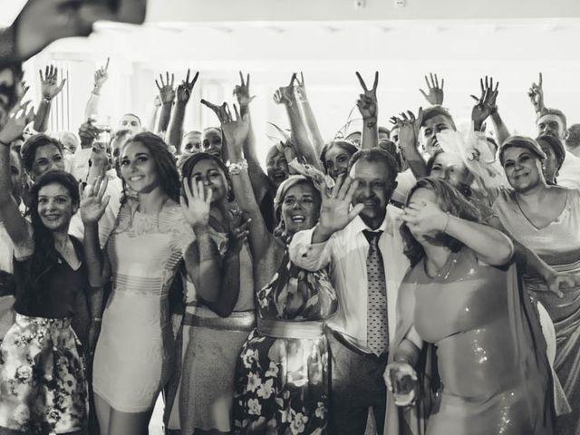 La boda de Luis y Maria Jose en La Ballena, Cádiz 38