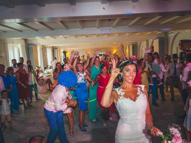 La boda de Luis y Maria Jose en La Ballena, Cádiz 40