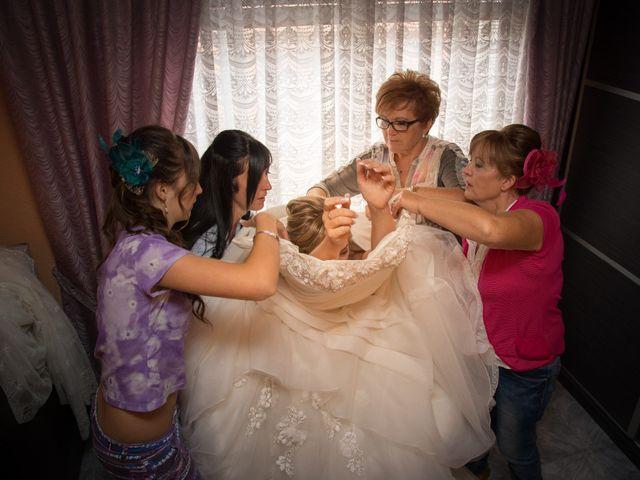 La boda de Enrique y Raquel en Teruel, Teruel 3
