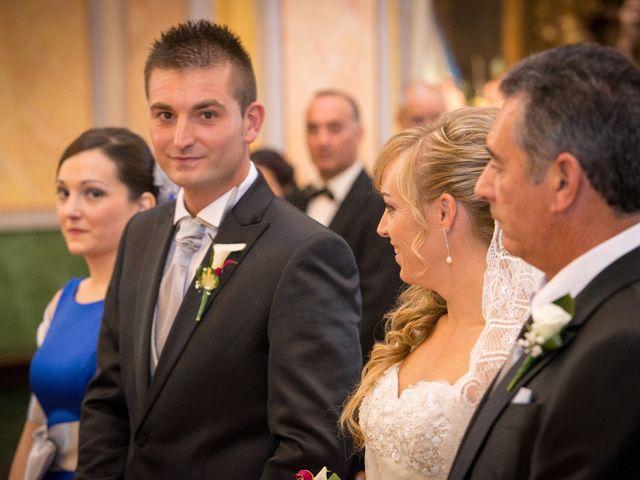 La boda de Enrique y Raquel en Teruel, Teruel 18