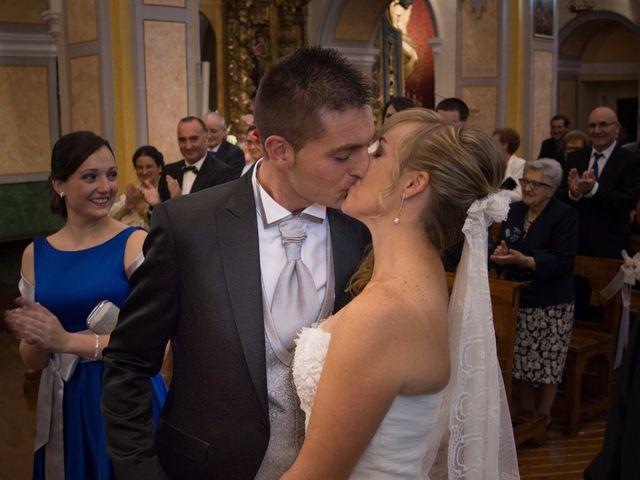 La boda de Enrique y Raquel en Teruel, Teruel 20