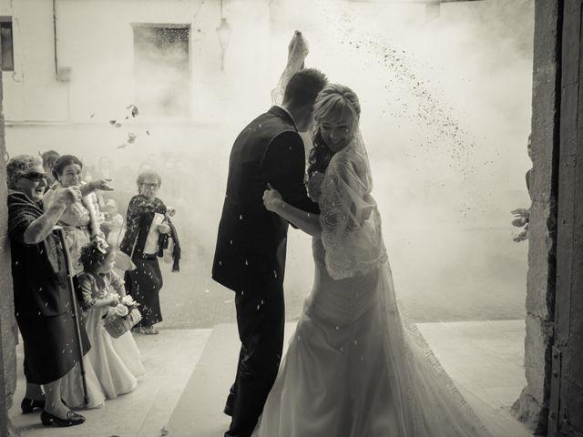 La boda de Enrique y Raquel en Teruel, Teruel 21