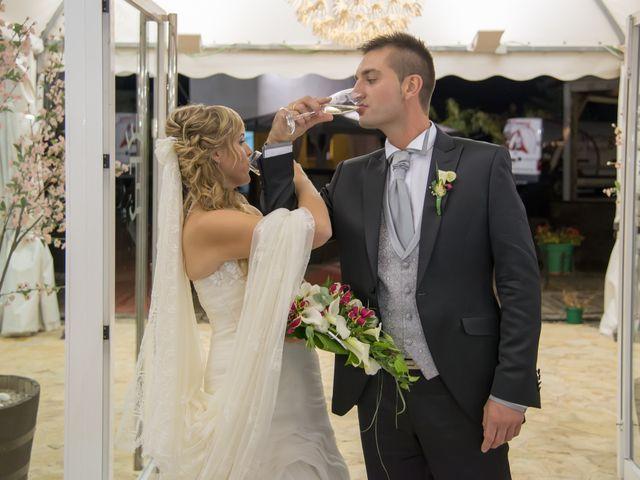 La boda de Enrique y Raquel en Teruel, Teruel 33