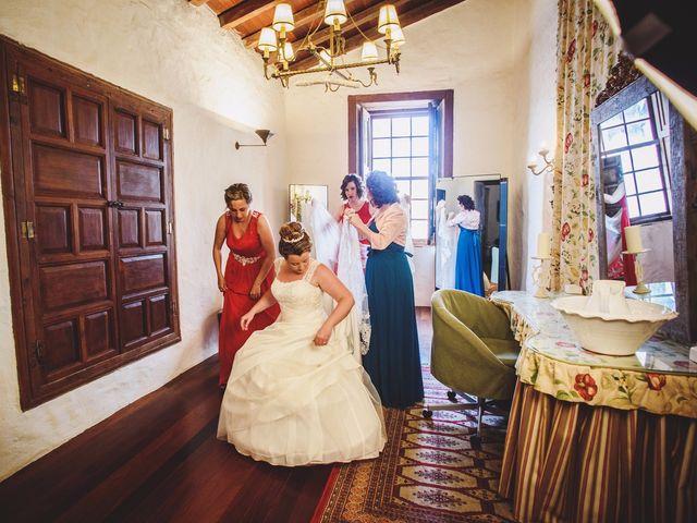 La boda de Elisabeth y David en Juan Grande, Las Palmas 19