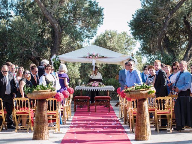 La boda de Elisabeth y David en Juan Grande, Las Palmas 22