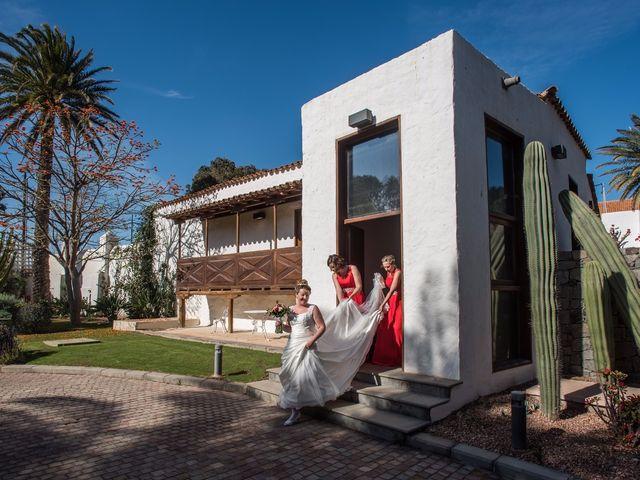 La boda de Elisabeth y David en Juan Grande, Las Palmas 24