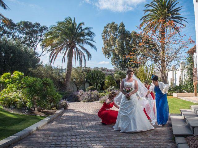 La boda de Elisabeth y David en Juan Grande, Las Palmas 25