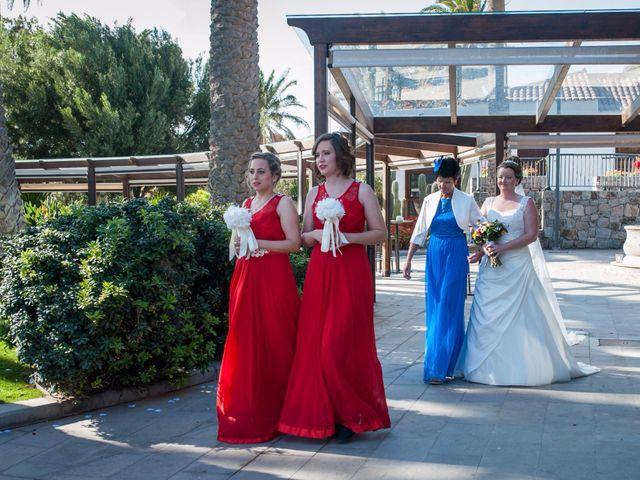 La boda de Elisabeth y David en Juan Grande, Las Palmas 26