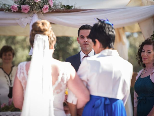 La boda de Elisabeth y David en Juan Grande, Las Palmas 28