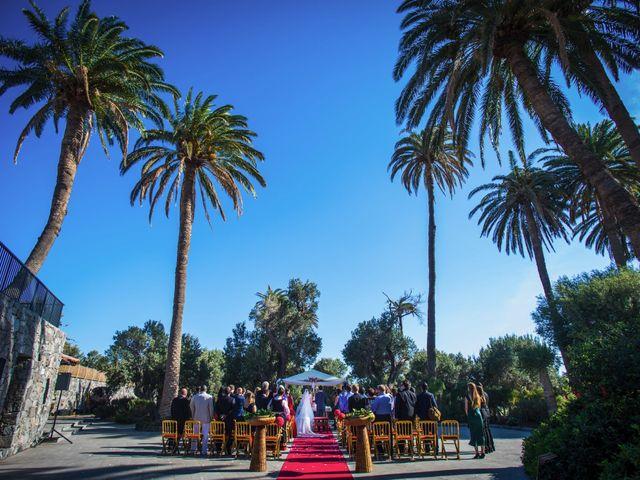 La boda de Elisabeth y David en Juan Grande, Las Palmas 29