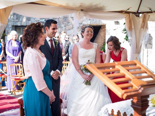 La boda de Elisabeth y David en Juan Grande, Las Palmas 30