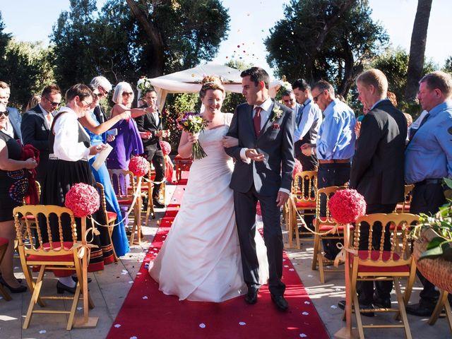 La boda de Elisabeth y David en Juan Grande, Las Palmas 42