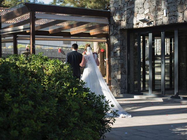 La boda de Elisabeth y David en Juan Grande, Las Palmas 43