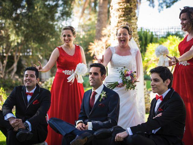 La boda de Elisabeth y David en Juan Grande, Las Palmas 44