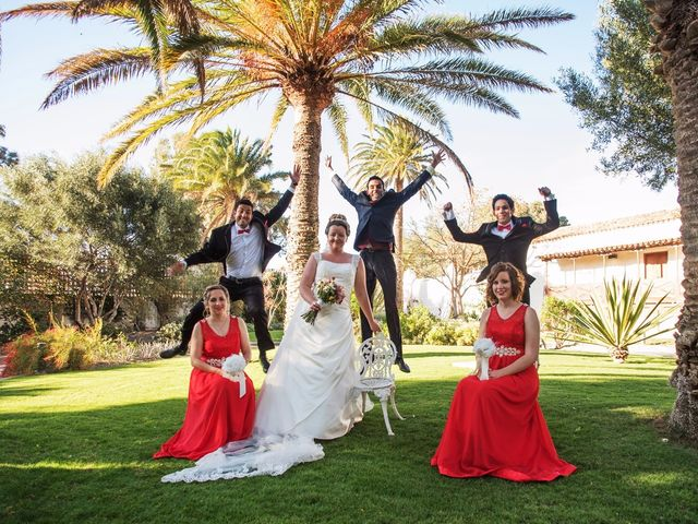 La boda de Elisabeth y David en Juan Grande, Las Palmas 45