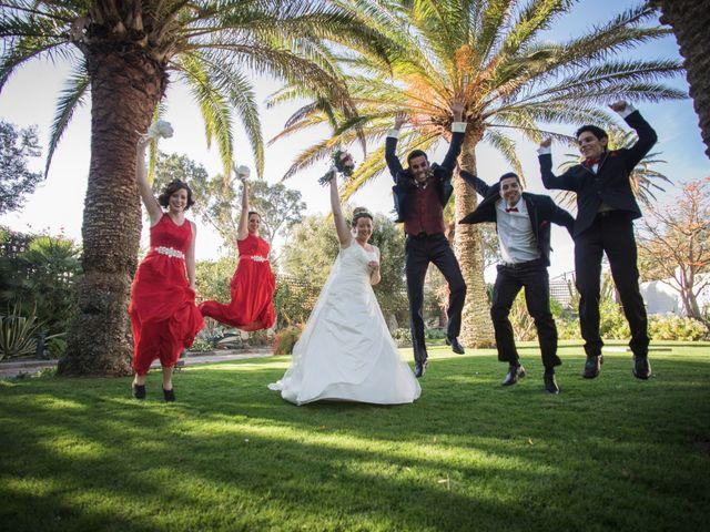 La boda de Elisabeth y David en Juan Grande, Las Palmas 47