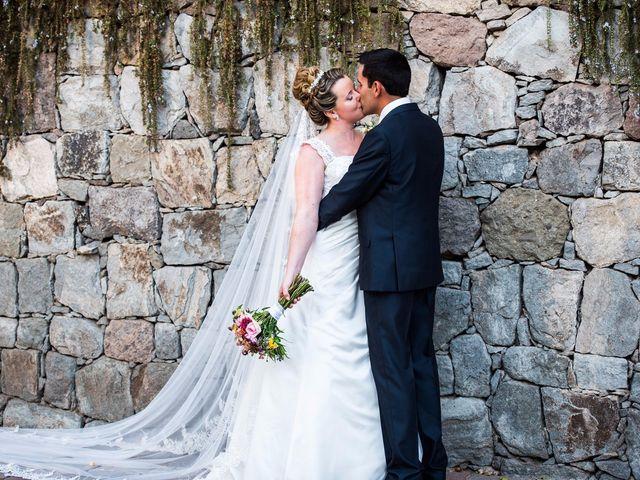 La boda de David y Elisabeth