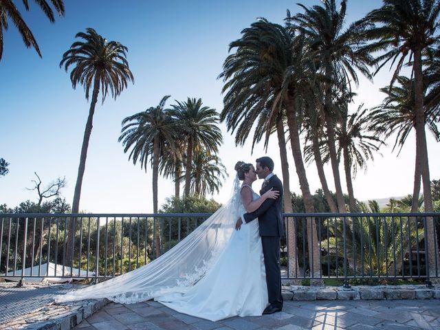 La boda de Elisabeth y David en Juan Grande, Las Palmas 50