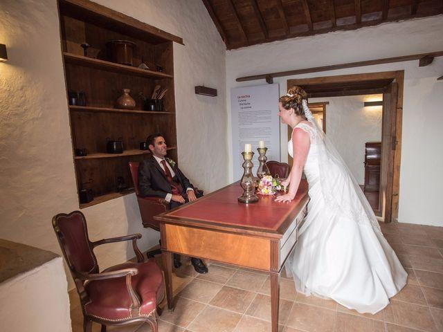 La boda de Elisabeth y David en Juan Grande, Las Palmas 51