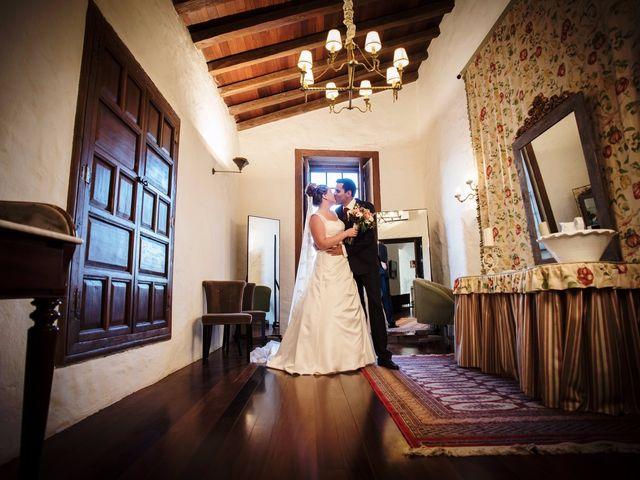 La boda de Elisabeth y David en Juan Grande, Las Palmas 57