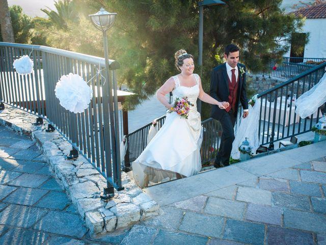 La boda de Elisabeth y David en Juan Grande, Las Palmas 61
