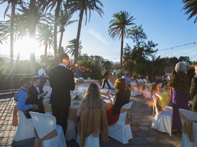 La boda de Elisabeth y David en Juan Grande, Las Palmas 62
