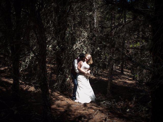 La boda de Elisabeth y David en Juan Grande, Las Palmas 91