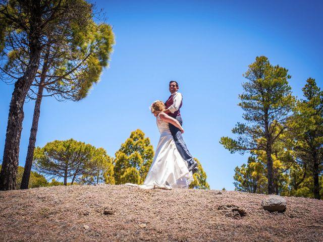 La boda de Elisabeth y David en Juan Grande, Las Palmas 95