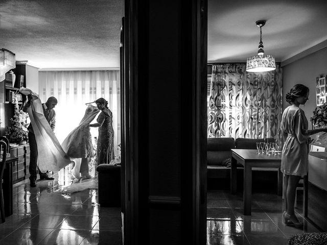 La boda de Daniel y Beatriz en Burriana, Castellón 9