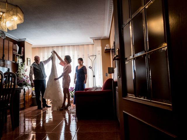 La boda de Daniel y Beatriz en Burriana, Castellón 10