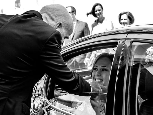 La boda de Daniel y Beatriz en Burriana, Castellón 14