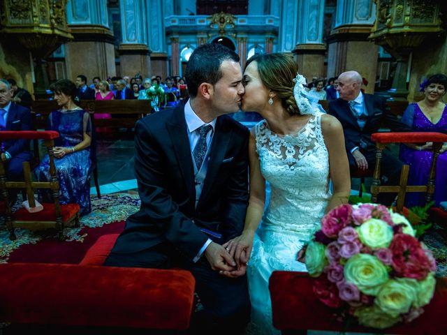 La boda de Daniel y Beatriz en Burriana, Castellón 16