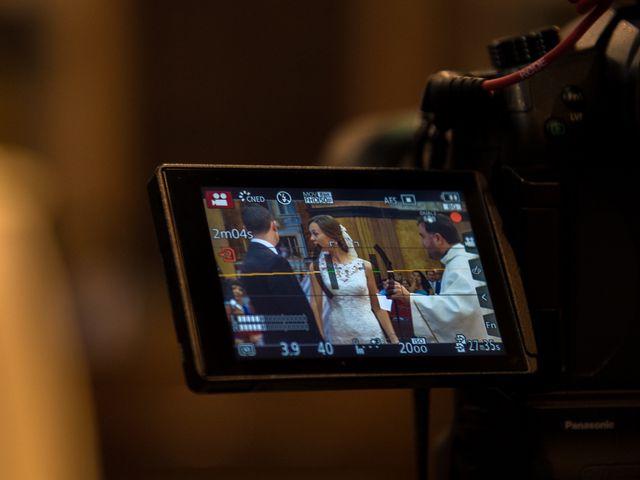 La boda de Daniel y Beatriz en Burriana, Castellón 17