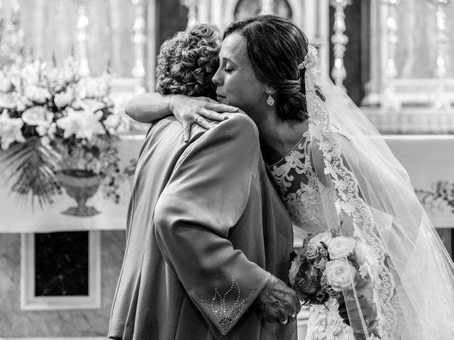 La boda de Daniel y Beatriz en Burriana, Castellón 18