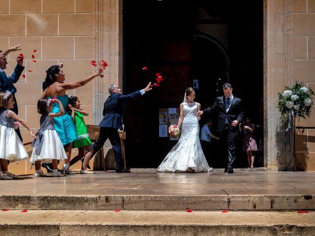 La boda de Daniel y Beatriz en Burriana, Castellón 20